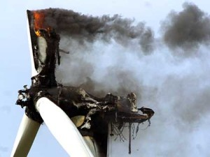 windpower....up in smoke?